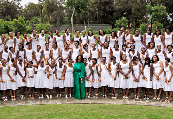 Oprah's Leadership Academy for Girls