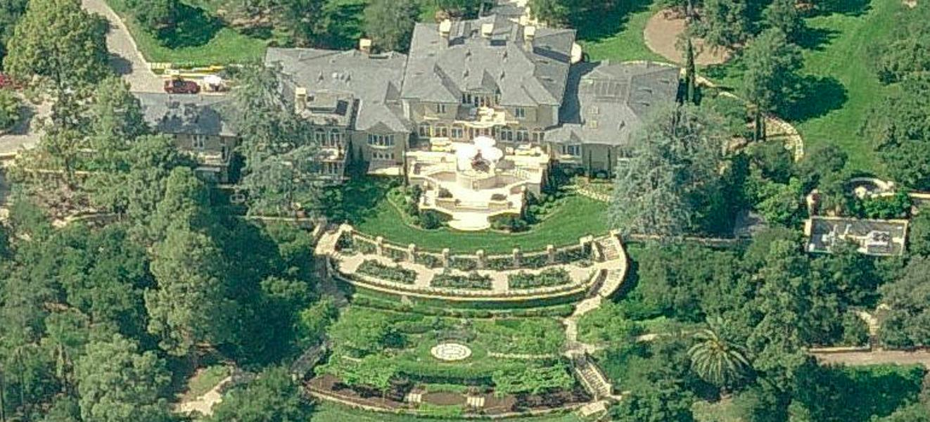 Oprah's mansion